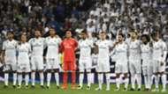 Real Madrid team photo