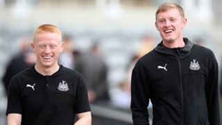 Matthew Longstaff Sean Longstaff Newcastle United