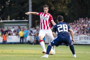 Nick Viergever - PSV vs Olympiacos 2018