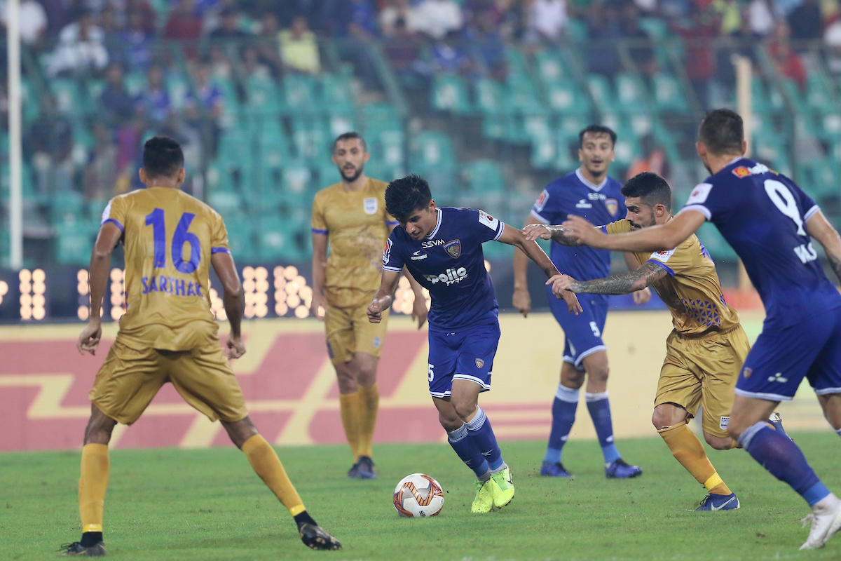Anirudh Thapa - I look up to Rowllin Borges and Eugeneson Lyngdoh