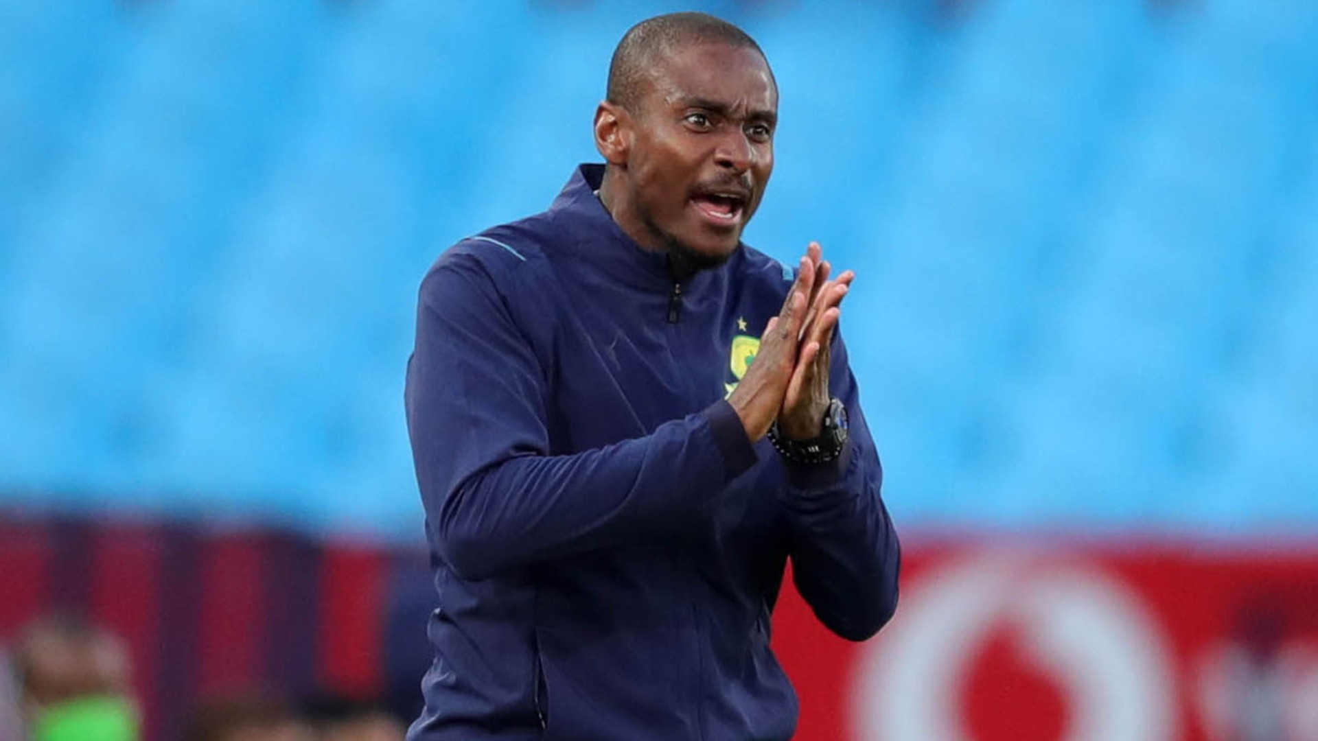 'We don't complain at Mamelodi Sundowns, we are strong' – Mokwena after AS Maniema Union draw