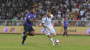 Hariss Harun, Terengganu v Johor Darul Ta'zim, Super League, 15 Feb 2019