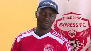 Proline head coach Shafik Bisaso.