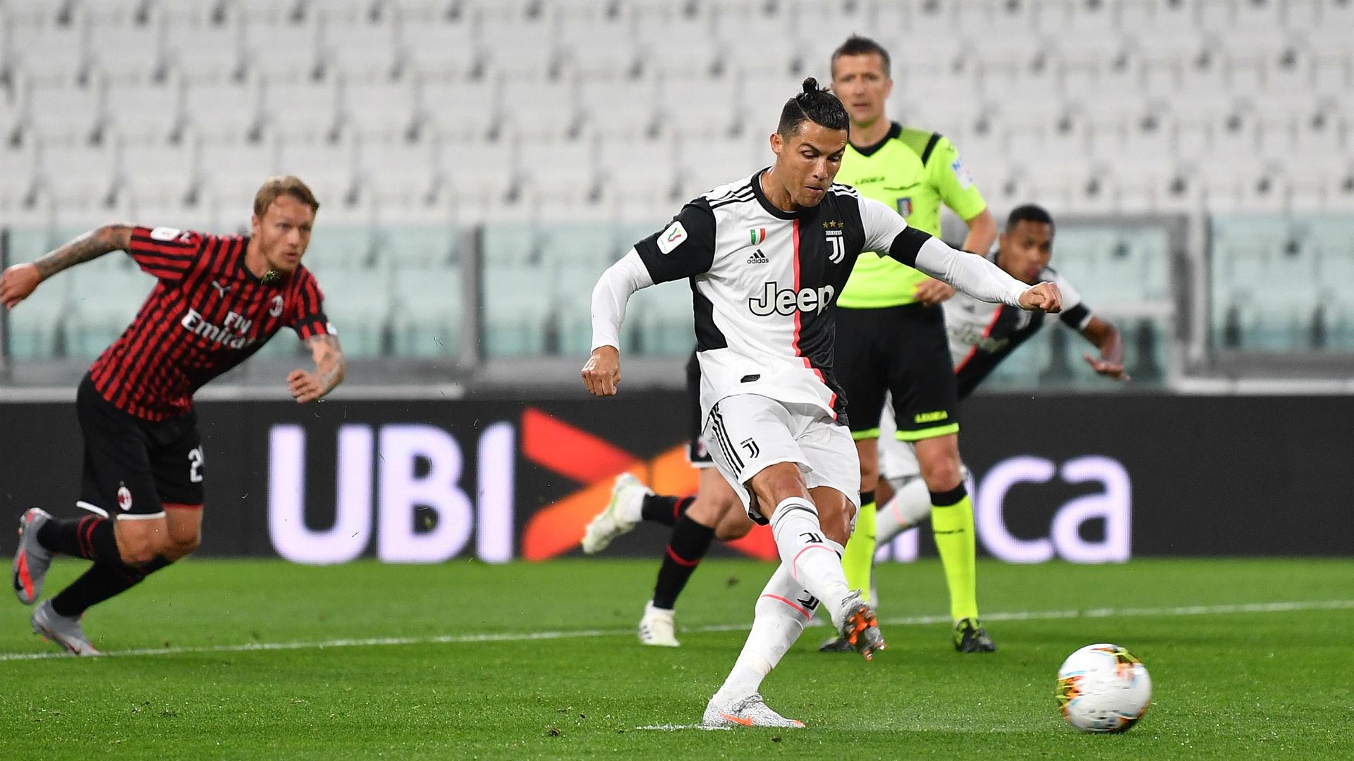 'Even the greatest miss penalties' – Bonucci defends Juventus team-mate Ronaldo