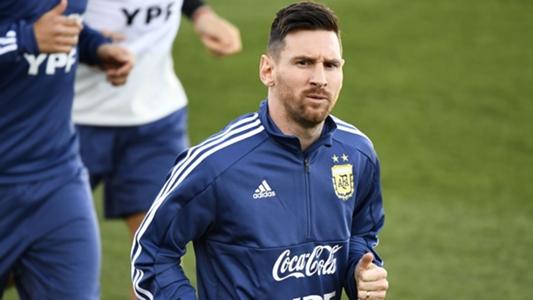 Messi Nationalmannschaft