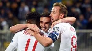 Kosovo-Angleterre 0-4, l'Angleterre termine en beauté