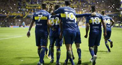 Boca Temperley Superliga 11022018
