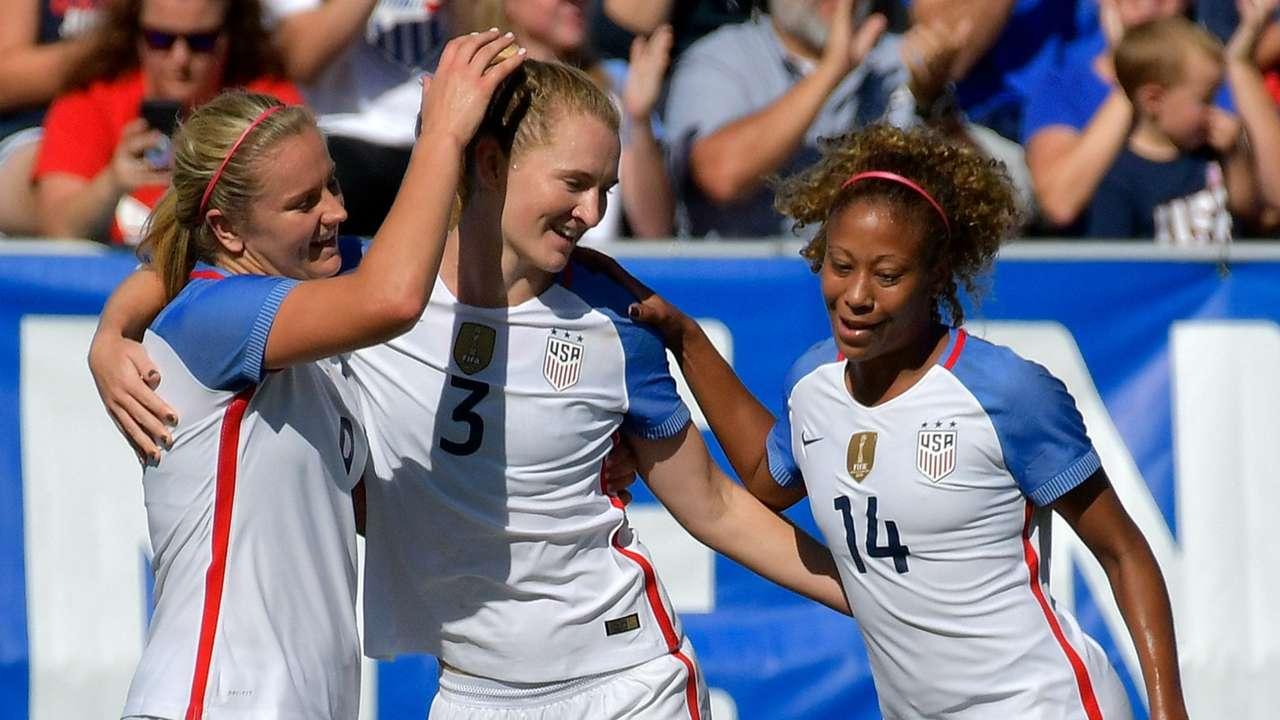 Samantha Mewis U.S. women's national team