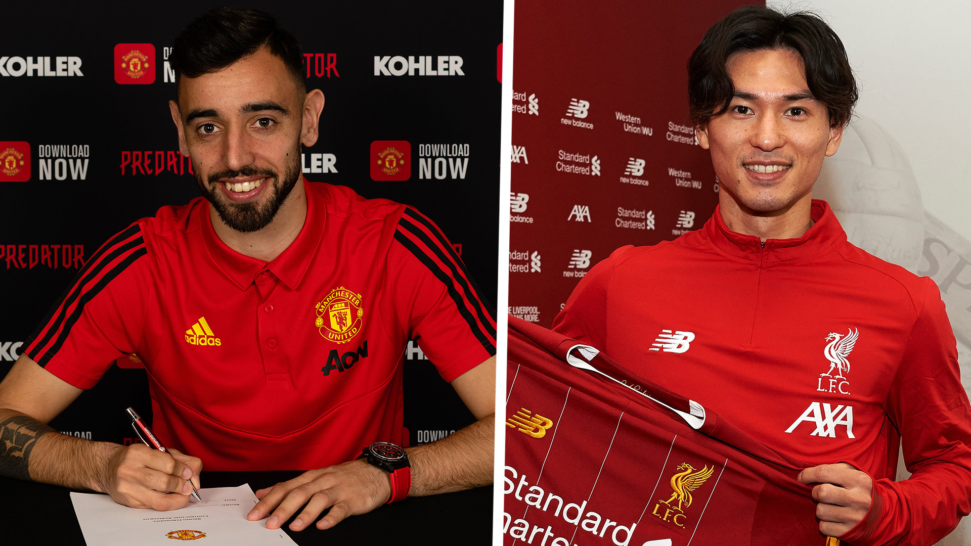 Premier League 2019 20 Pleted Transfers Bruno Fernandes