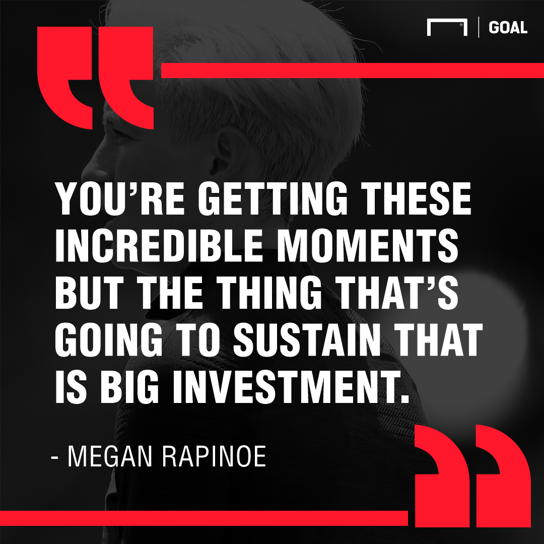 Rapinoe PS investment