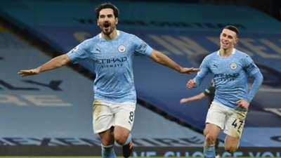 Ilkay Gündogan Manchester City