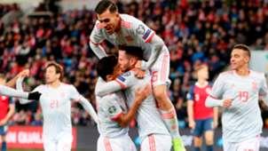 Spain vs Norway