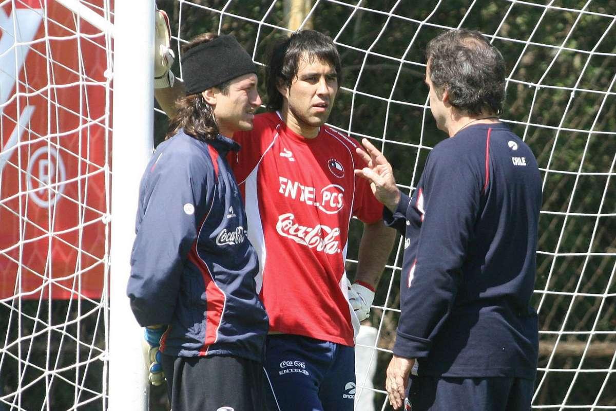 Y si Bravo se reencuentra con Bielsa? | Goal.com