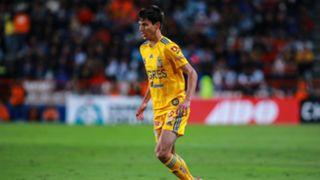 Jurgen Damm Tigres Clausura 2020