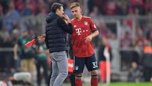 Joshua Kimmich Niko Kovac FC Bayern