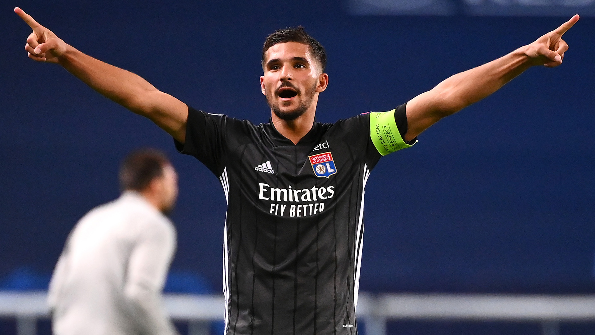 'I'm happy to stay at Lyon' - Aouar positive following failed Arsenal deal