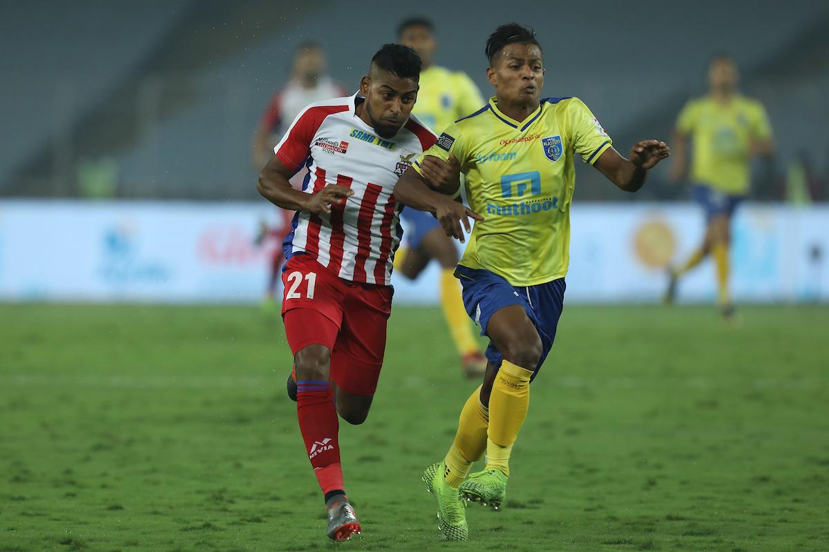 ATK vs Kerala Blasters Roy Krishna