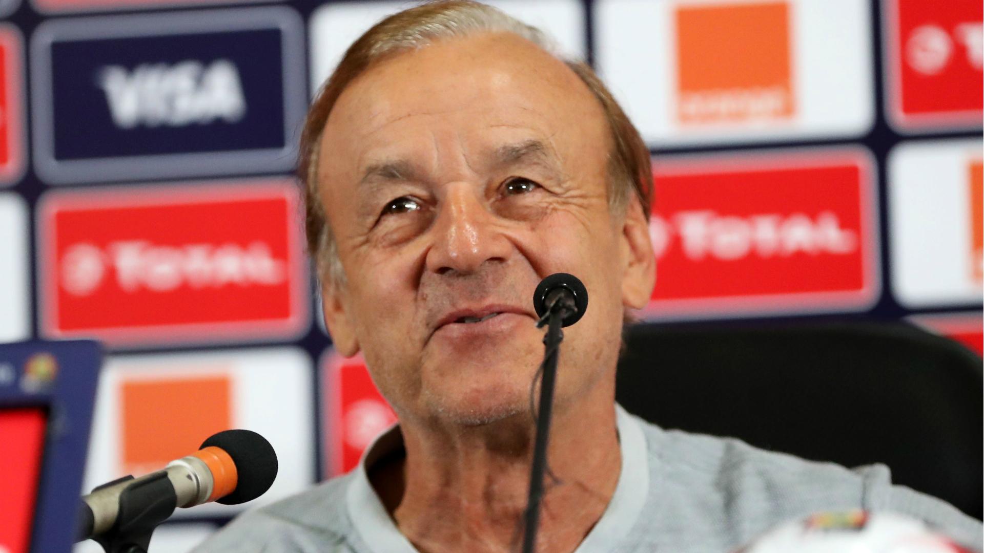 Rohr anticipates Nigeria selection headache ahead of Sierra Leone clash