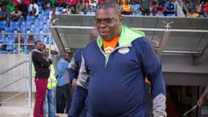 Zesco United FC head coach George Lwandamina.