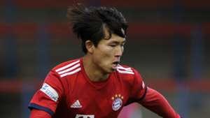 Woo-yeong Jeong Bayern Munich 2018-19