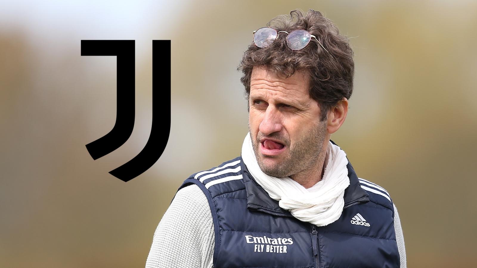 Joe Montemurro announced as new Juventus head coach following Arsenal departure