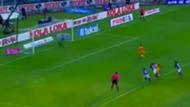 gol juninho penal cruz azul tigres j15 ape17
