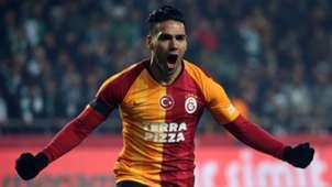 Radamel Falcao Galatasaray 03012020