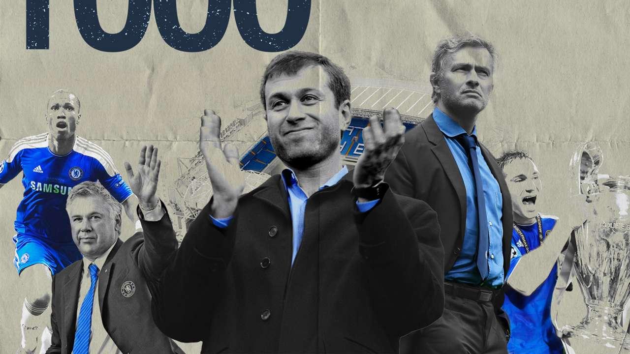 Roman Abramovich GFX