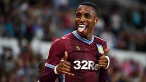 Kodjia sends message to Aston Villa after Al-Gharafa move
