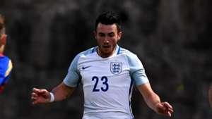 Jack Harrison England U21 Andorra 10102017