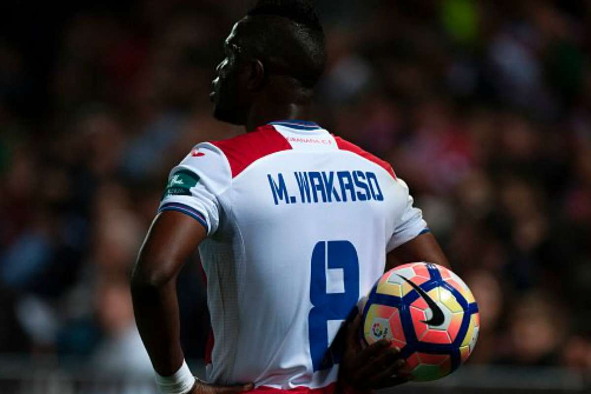 Decision to extend Wakaso deal not reached - Granada boss | Goal.com