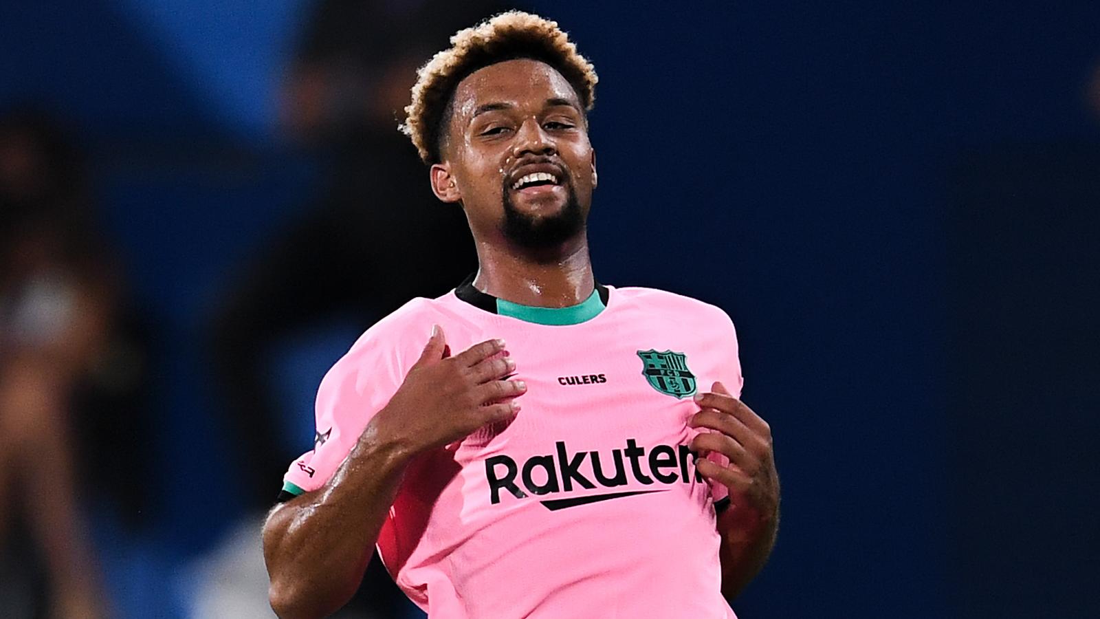 USMNT winger Konrad de la Fuente joins Marseille from Barcelona in €3m deal