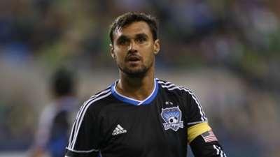 Chris Wondolowski MLS San Jose Earthquakes 09222012