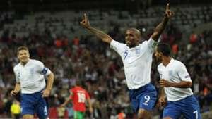 Jermaine Defoe England