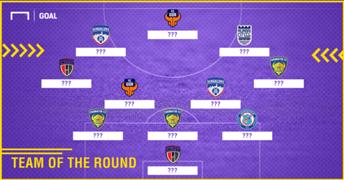 ISL 2017 Team of the Round 3