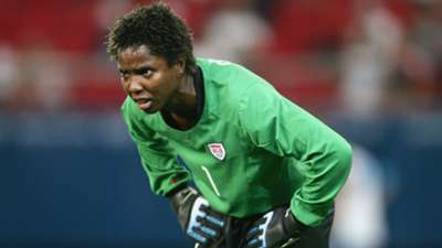 Briana Scurry USWNT