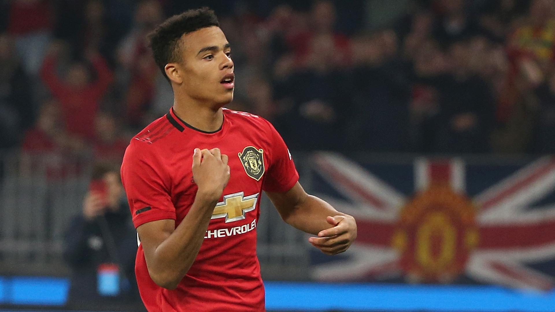 Berita Manchester United Luke Shaw Yakin Mason Greenwood