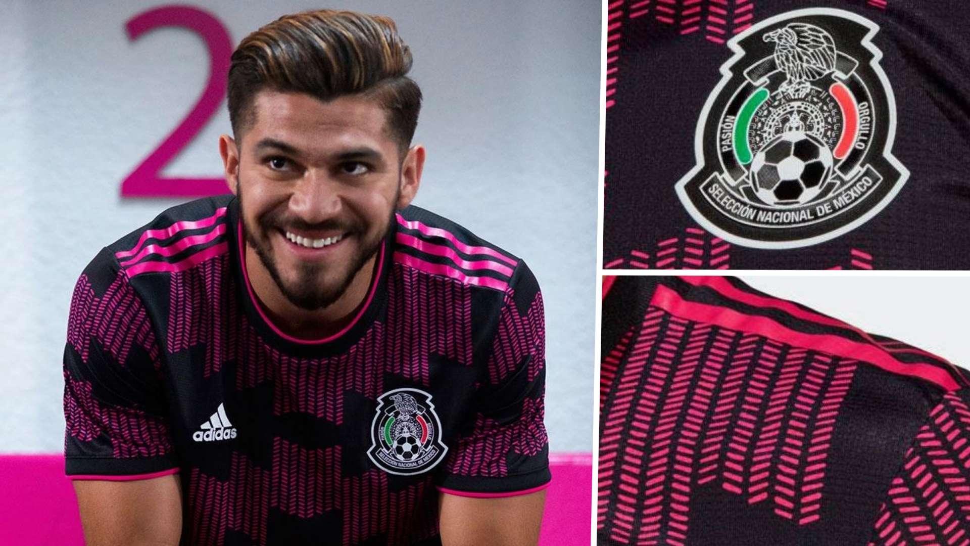 Nuevo jersey negro con rosa Selección mexicana 2021: diseño, cómo es,  fotos, cuánto cuesta y dónde comprar | Goal.com