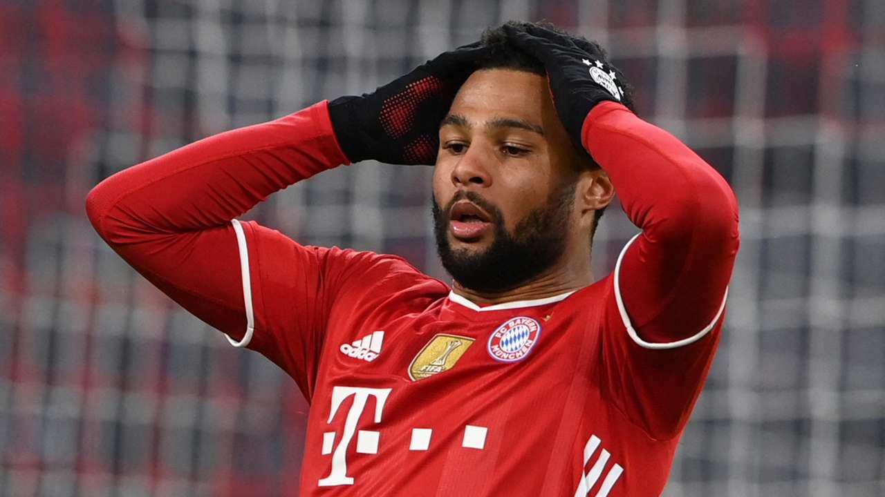 Serge Gnabry Bayern Munich 2020-21