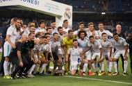 Luca Zidane in Real Madrid first team