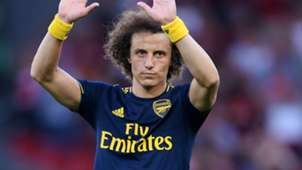 David Luiz Arsenal 2019-20