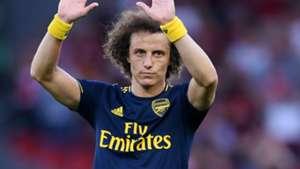 David Luiz Arsenal 2019-20