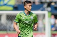 Kim Kee-hee, Seattle Sounders