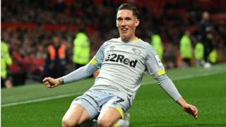 Harry Wilson Derby County Manchester United League Cup 25092018