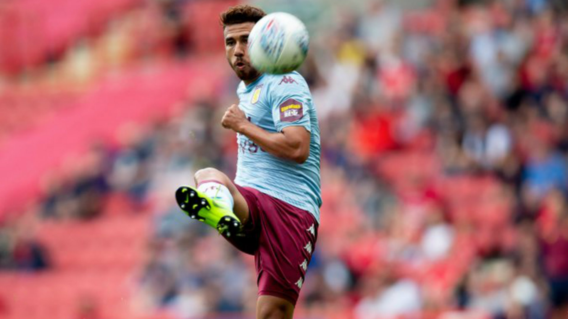 Trezeguet ruled out of Aston Villa versus Burnley showdown