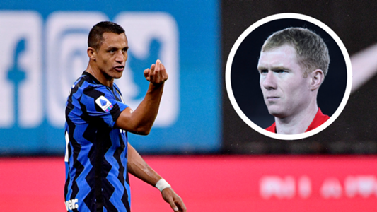 (Tin MU) Scholes vui mừng khi 'cục nợ' Sanchez đến Inter | Goal.com