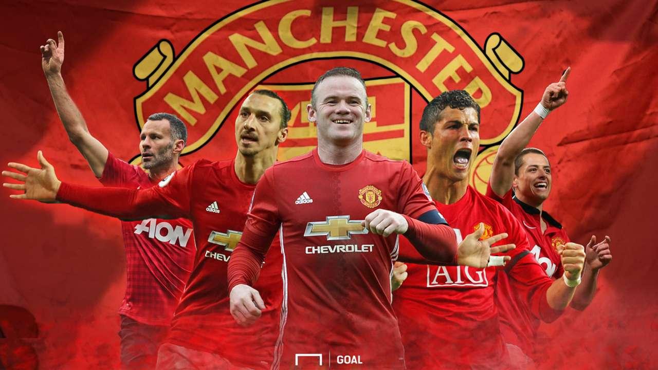 Pemain Manchester United Dengan Andil Gol Terbanyak Sejak