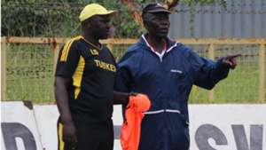 Tusker new coach Sam Timbe.
