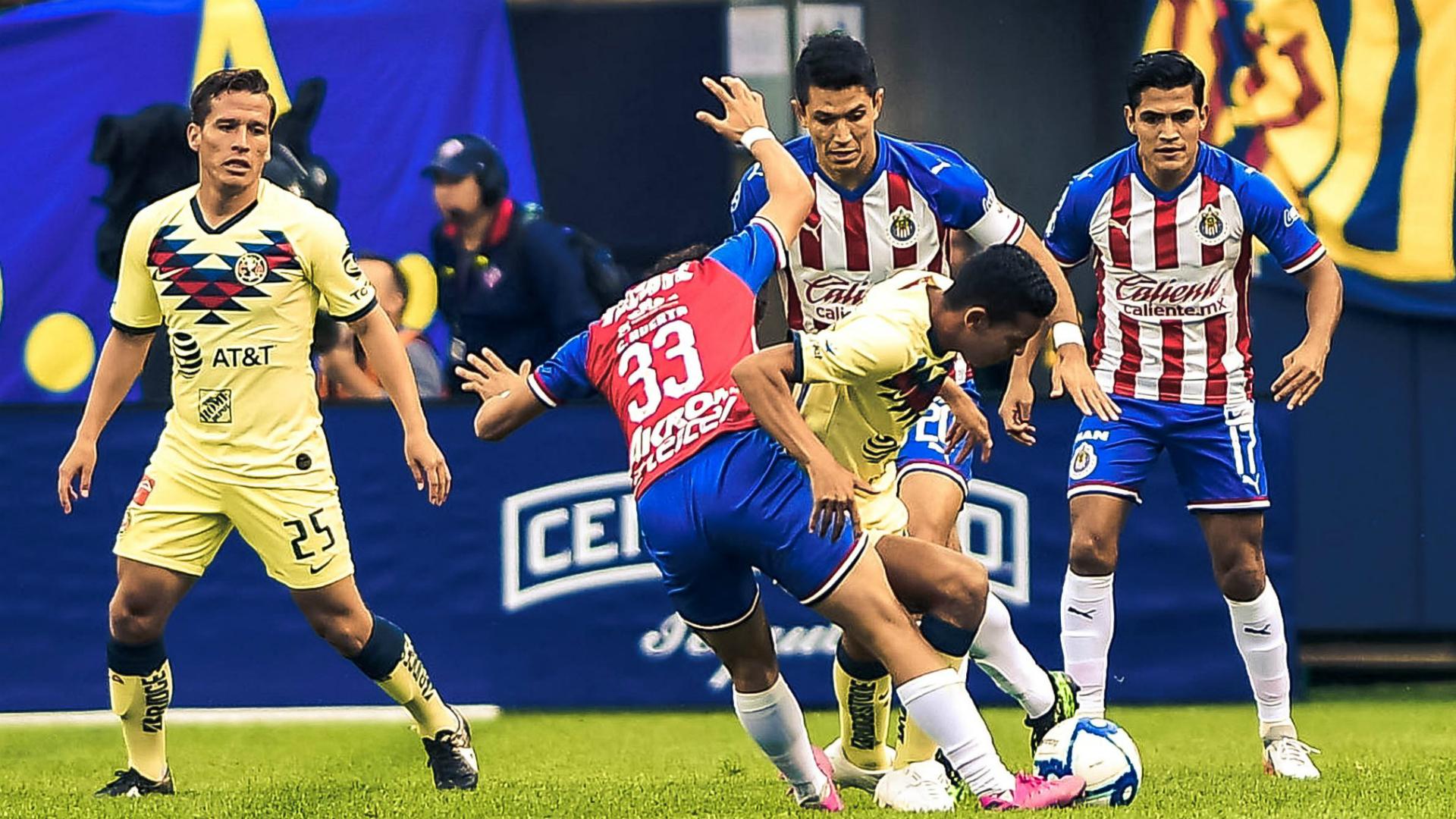 América 0-0 Chivas, amistoso por la Fecha FIFA: goles, resumen y ...