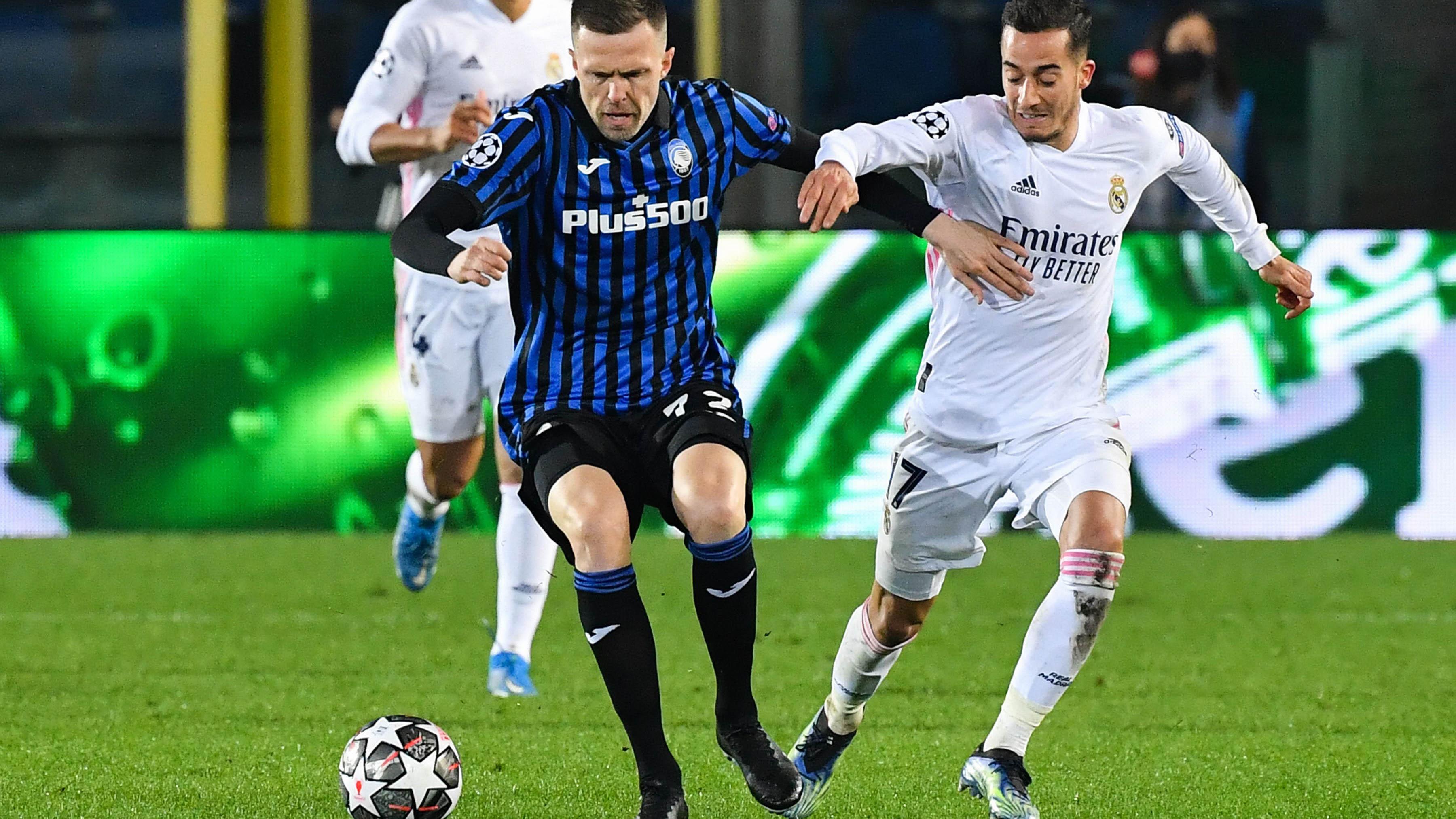 Atalanta-Real Madrid sul digitale terrestre e in diretta tv streaming
